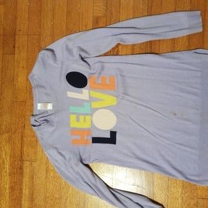 Girls casual sweter/top